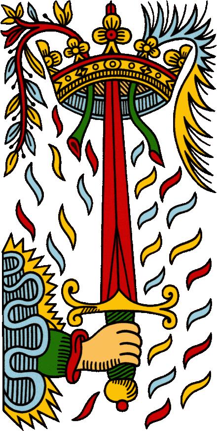 Ace of Swords!